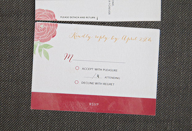 Lavenders Blue Designs_Wedding Invitation Booklet_7